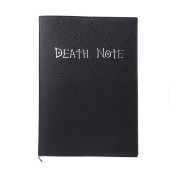 New Collectable Death Note Notebook School Large Anime Theme Writing Journal notebook death note planner anime diary cartoon book lovely fashion theme ryuk cosplay large dead note writing journal 19