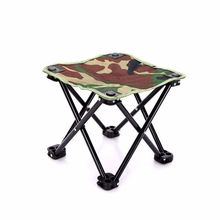 Outdoor Foldable Fishing Chair Ultra Light Portable Folding Camping Canvas Aluminum Alloy Picnic Fishing Chair