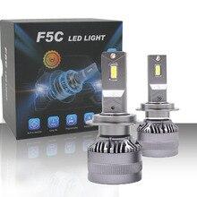F5C 120W 12000LM H7 H11 H8 H11 H1 LED Bulbs LED H7 Headlight Kit  Fog Light H4 H7 H13 Car LED Lamps LED Headlights Bulb