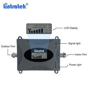 Image 2 - GSM 900 נייד אות מגבר 2G 900mhz gsm מהדר רשת GSM נייד אותות בוסטרים 65dB 16dBm מגבר repetidor s41