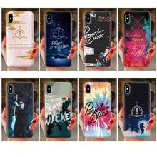 Silicone Phone Covers Panic At The Disco For Xiaomi Redmi 3 3S 4 4A 4X 5 6 6A 7 K20 Note 2 3 4 5 5A 6 7 Plus Pro(China)