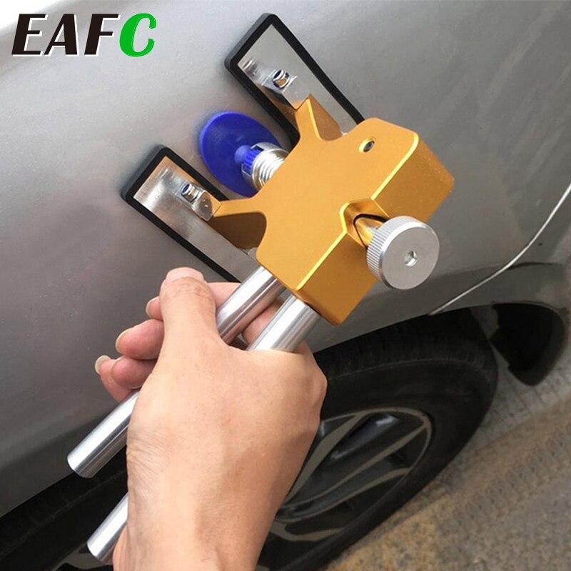 Herramienta de reparación de abolladuras para carrocería de coche, kit de autorreparación para eliminar imperfecciones en la chapa del vehículo