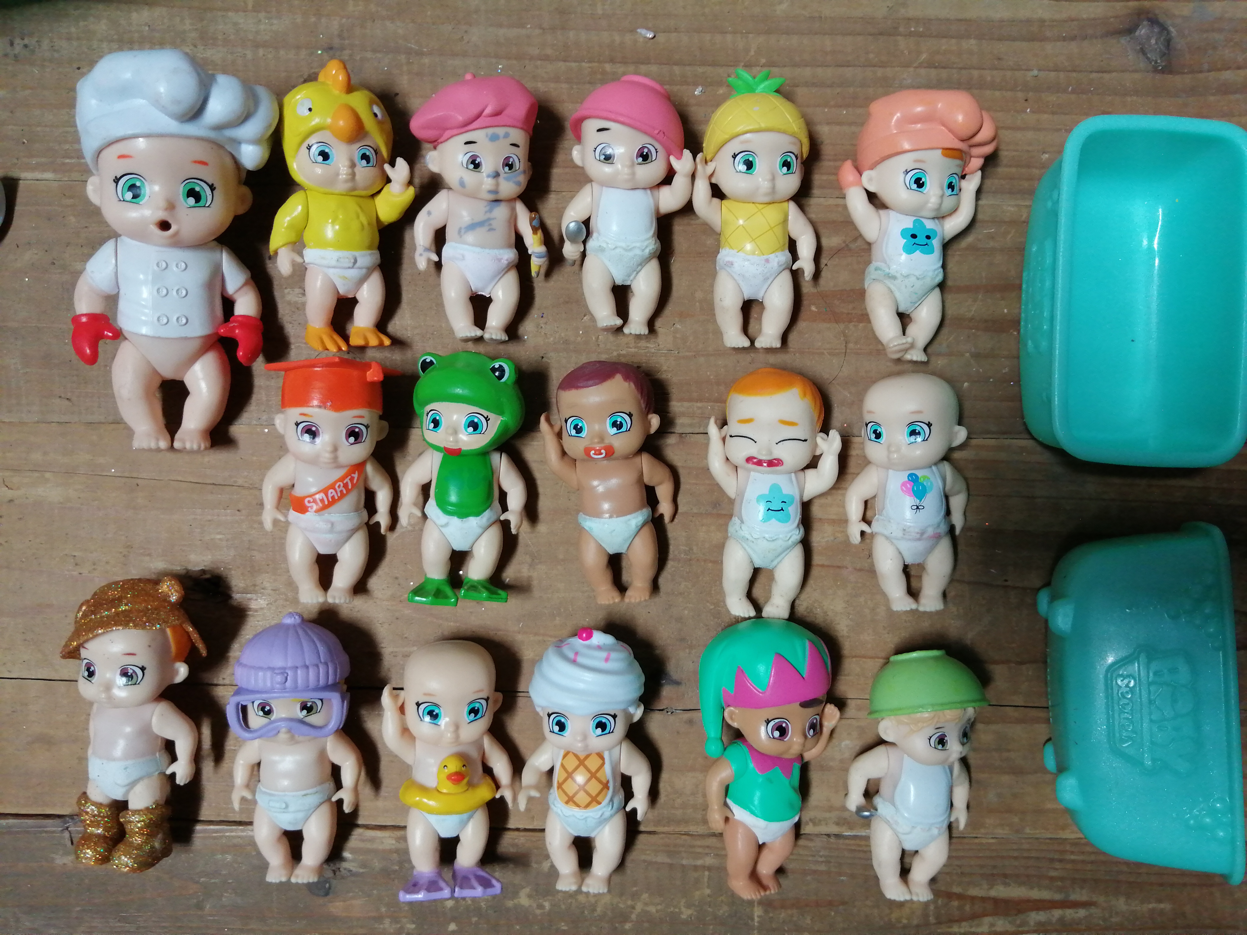 DIY Cosplay Cute Baby Secrets Baby Boy Doll Toy For Girl Doll House Children Gifts