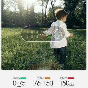 Image 2 - Smartmi Portable PM2.5 Detector Mini Sensitive Air Quality Tester For Home Office LED Screen Mi PM 2.5 Sensor