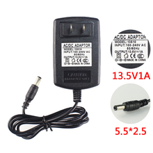 New 13.5V 1A 5.5*2.5 Adapter Charger For Peak Stanley FATMAX 700 Peak 350 AMP J7CSR J7CS Jump Starter