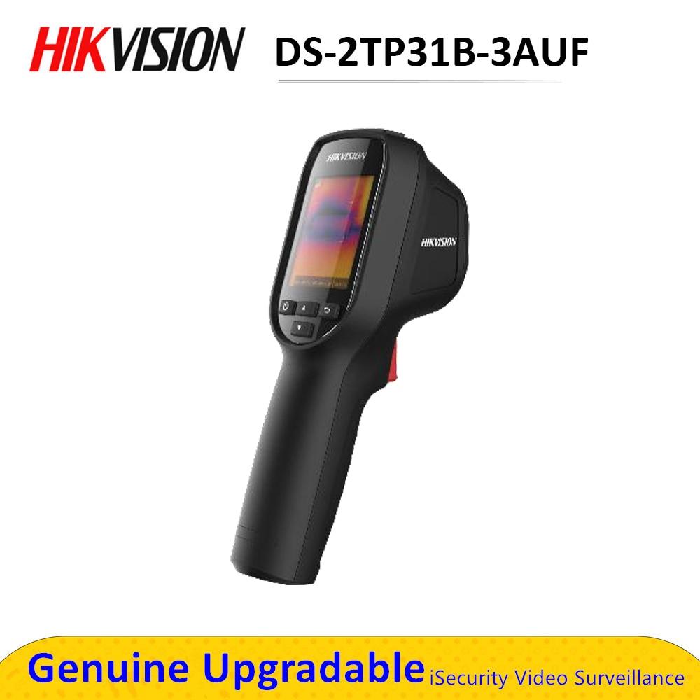 Hik – caméra thermographique portative internationale, DS-2TP31B-3AUF, contrôle de la température