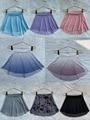 Балетная юбка для танцев женские 2021 Новый высокое качество танцы фартук сплошной Цвет балетное трико для девочек, элегантный балетный упра...