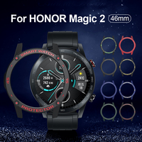 Case Voor Huawei Honor Magic 2 46Mm MNS-B19 Smart Horloges Cover Tpu Shell 46Mm Protector Sikai Sport Accessoires voor Magic 2 42Mm