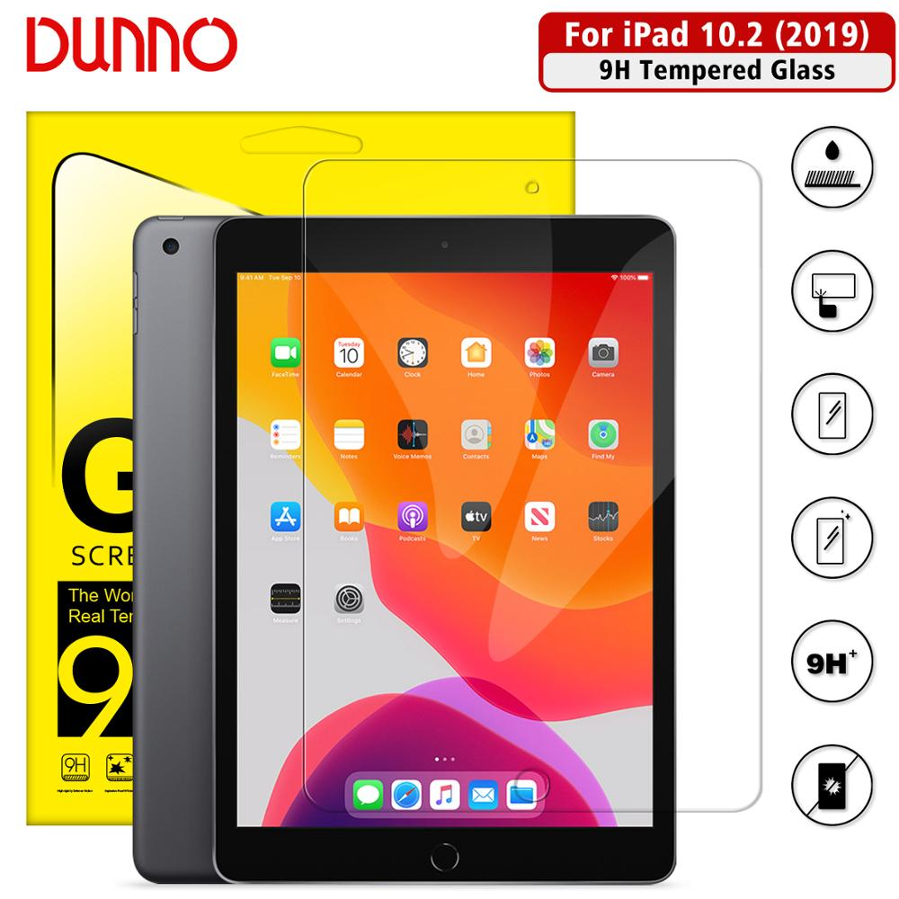 Tempered Glass Protective Film For 2019 IPad 10.2 Screen Protector Glass Apple IPad 7th Generation Screen Film Aipad Protection