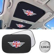 Автомобильный солнцезащитный козырек с защитой от УФ лучей дизайн