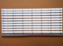 11PCS Nuovo LED Strisce Per INSIGNIA 55 TV NS 55D550NA15 55K20DG 55K23DG HD550DF B57 SVH550AA2 REV05 7LED 130719