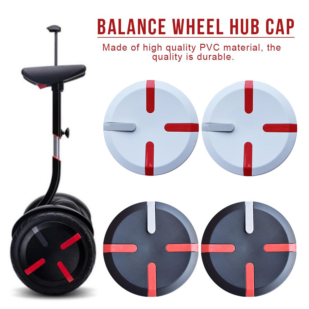 Balance Scooter Hub Cover For Xiaomi 9 Mini Wheel Scooter Wheel Hub Shell Motor Cover Cap Balance Electric Scooter Accessories