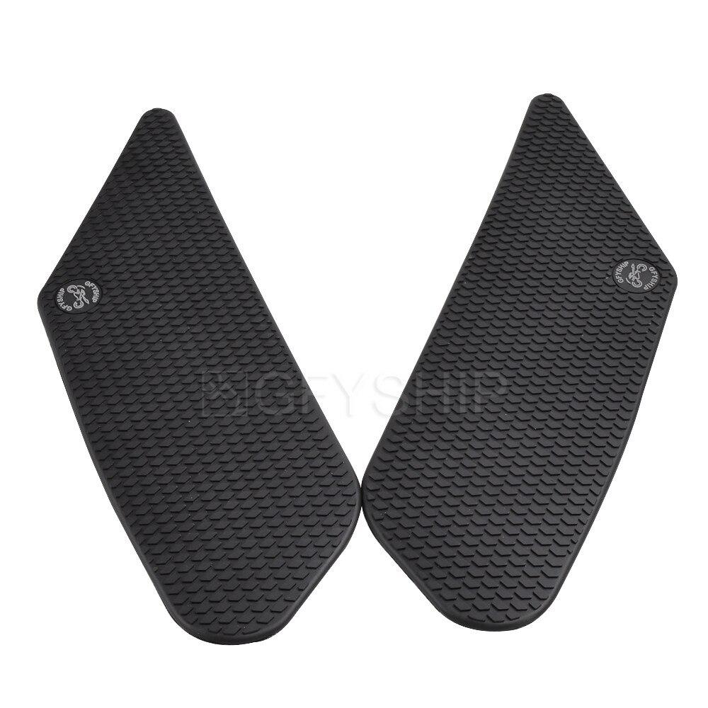 For Suzuki SV 650 2016 2017 2018 2019 SV650 SV 650 Tank Grip Side Decals Motorcycle Anti Slip Tank Pad Stickers