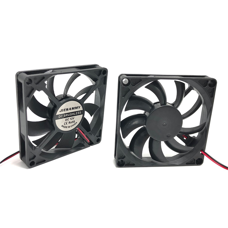 <font><b>Fan</b></font> 80mm 12V 24V 5V USB <font><b>80x80x15</b></font> CPU Cooler Sleeve/BALL bearing 8CM PC Computer Case Cooling <font><b>Fan</b></font> Radiator image