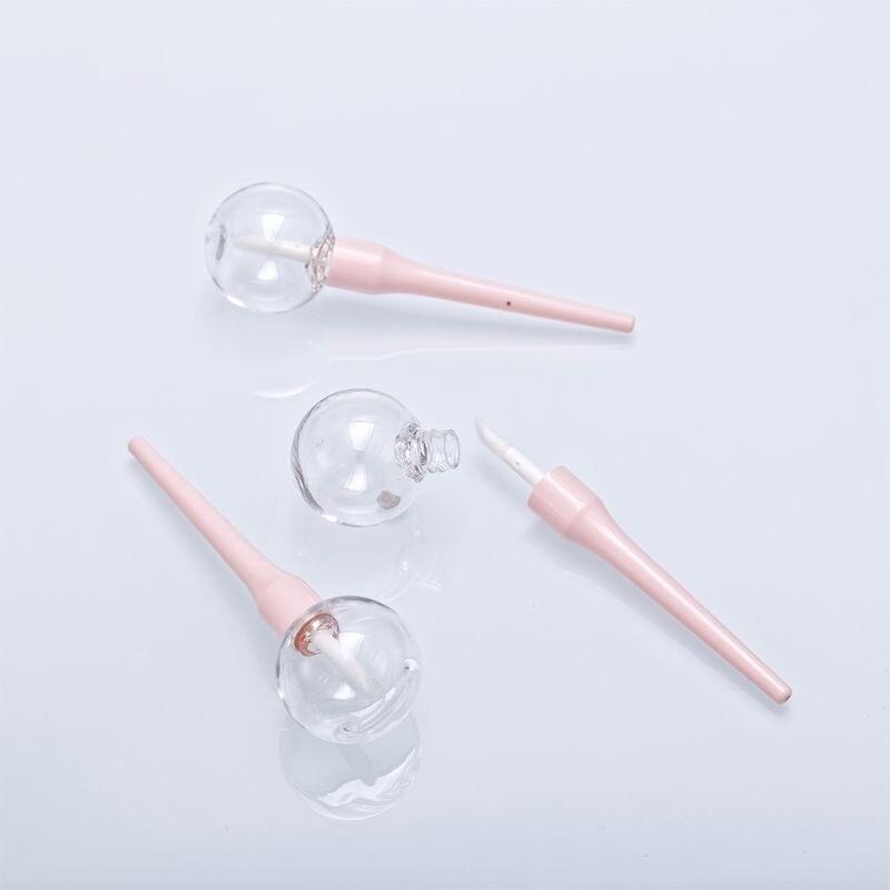 5 pcs set criativo bonito rosa pirulito 04