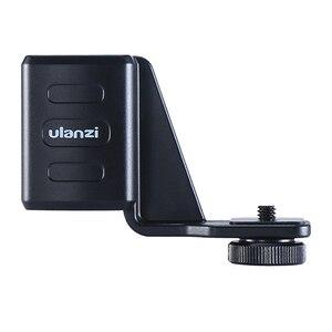 Image 5 - Mini trípode portátil Ulanzi para DJI Osmo, mango de cámara de bolsillo, Clip de montaje para teléfono, soporte de escritorio, accesorios para trípode