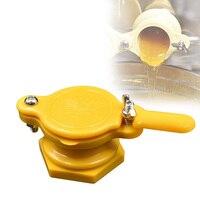 Kunststoff Biene Honig Tap Tor Ventil Bienenzucht Extractor Abfüllung Werkzeug gute dichtung Reusable durable ungiftig Kreative praktische-in Imkerei-Werkzeug aus Heim und Garten bei