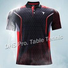 Original Tibhar National Team Table Tennis Jerseys For Men Women Ping Pong Clothing Sports wear T-shirts