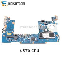 NOKOTION 650739-001 HP CQ10 MINI 110 MINI 210 laptop anakart DDR3 N570 CPU tam test