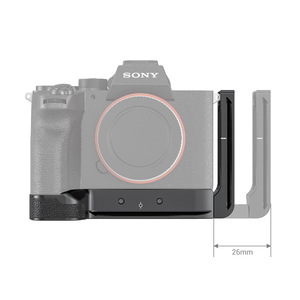 Image 4 - SmallRig A7R4  Camera L Plate L Bracket for Sony A7R IV W/ Arca compatible base plate & side plate 2417