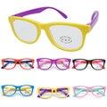 2020 анти-синий светильник, детские очки, оптическая оправа, Детские компьютерные прозрачные блокирующие антибликовые очки для мальчиков и д...