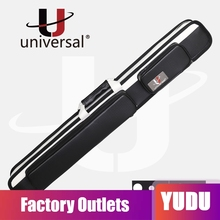 Original Universal 1/2 Pool Cue Billiard Stick Carrying Case 2 Butts 4 Shafts Professional Hand-woven Excellent Pool Cue Case все цены