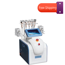 Multi-function Lipo laser 40K Vacuum Ultrasonic Cavitation Machine Weight Loss Body Slimming Beauty Equipment