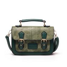 Женская брендовая оригинальная ручная сумка, новинка, повседневная простая сумка через плечо, Ретро стиль, маленькая квадратная сумка