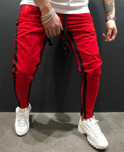 New spring and autumn brand men's casual pants jogger fashion sweatpants men's brand sportswear high quality bodybuilding pants