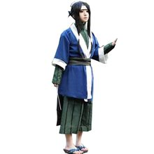 2020 Anime Naruto Haku Cosplay Costume multi-style(China)
