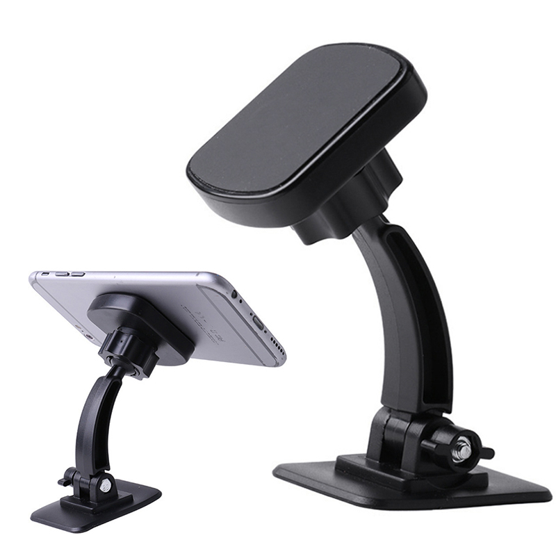 Universal 360° Magnetic Car Holder Mount Stand Mobile Bracket Cell Phone Mount Holder Stand For Mobile Phone IPhone Samsung