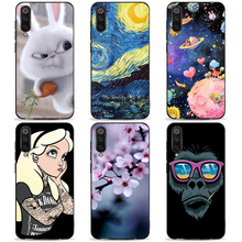 цена For Xiaomi Mi 9 SE mi 9 se Case Xiaomi mi9 Se Case Silicone TPU Protective Cover Phone Case On For Xiomi MI 9 SE Case Soft онлайн в 2017 году