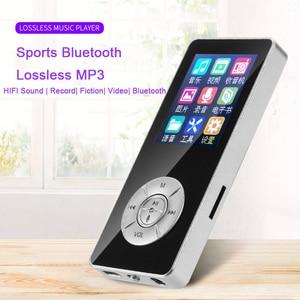 Image 2 - Portable 32GB Walkman HIFI MP3 Player bluetooth Audio Sport Speakers Music Player Media E Book FM Radio Recorder