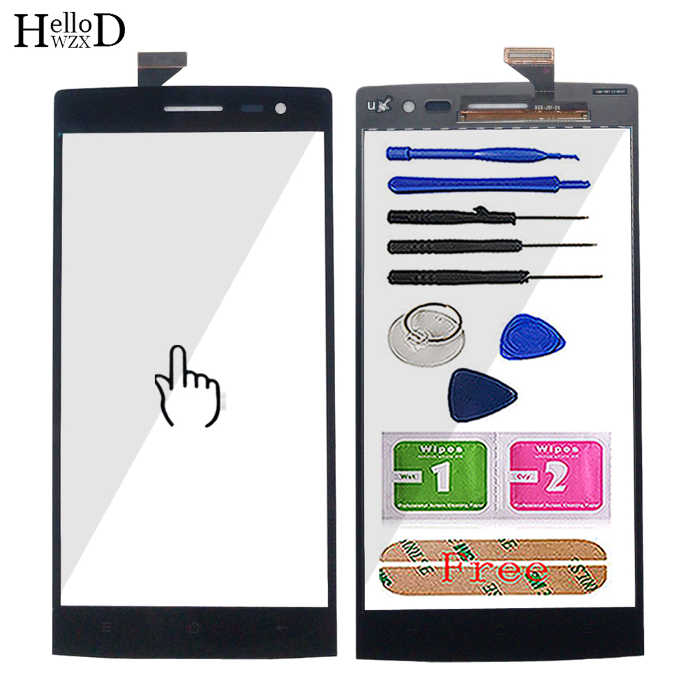 5.5'' Mobile Touch Screen Digitizer Front Glass For Oppo Find 7 7A X9000 X9006 X9007 Touch Screen Lens Sensor Tools 3M Glue|Mobile Phone Touch Panel| |  - title=
