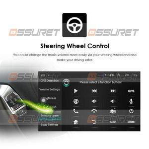 Image 4 - Ossuret 9 inch Android 9.0 Đôi 2Din phát thanh Xe Hơi GPS Tự Động vô tuyến 2 DIN USB Xe Volkswagen/Passat/ GOLF/Skoda/Ghế Wifi Bluetooth