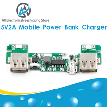Battery-Charging-Board Charger-Module Led-Indicator Mobile-Power-Bank Lithium 18650 5V