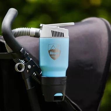 Airwirl прямые продажи; отлично сохраняют тепло; воздух воздуходувки кулер мини Портативный холодной нагнетатель теплого воздуха 3-в-одном