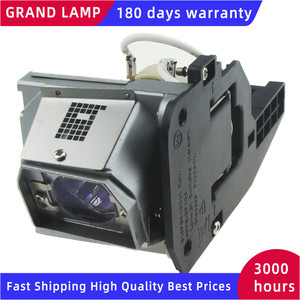 Image 3 - 330 6581 /725 10229/725 10203 Replacement Lamp with Housing for Dell 1510X 1610HD 1610X Projecrors HAPPY BATE