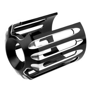 Image 5 - אופנוע אוויר שמן מסנן כיסוי החלפת אביזרי עבור Sportster 883 1200 ברזל סיור כביש מלך אולטרה Softail מורשת
