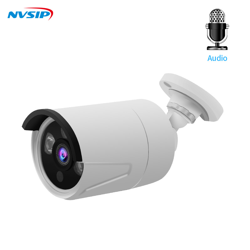 Image 5 - 5MP POE Kit H.265 CCTV Security Up to 8CH NVR Outdoor Waterproof IP Camera Audio P2P Surveillance Alarm Video System-in Surveillance System from Security & Protection