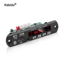 5V 12V MP3 Module Wma MP5 Decoder Board 1280X720 2 Kanaals Output Draadloze Bluetooth5.0 Audio module Ondersteuning E Book Usb Tf Radio