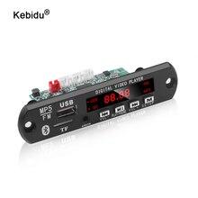 5V 12V MP3 moduł WMA MP5 płyta dekodera 1280x720 2 wyjście kanału bezprzewodowy Bluetooth5.0 moduł Audio wsparcie e book USB TF Radio