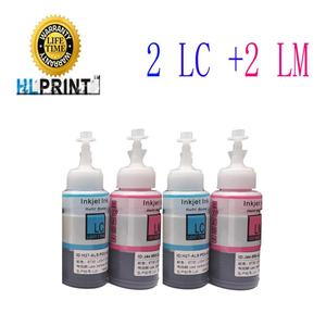 Image 5 - 100ML Ink Refill Kit compatible EPSON L800 L801 L805 L810 L850 L1800 printer ink T6731 T6732 T6733 T6734 T6735 T6736