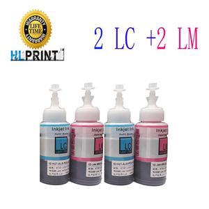 Image 5 - 100ML Kit di Ricarica di Inchiostro compatibile EPSON L800 L801 L805 L810 L850 L1800 inchiostro della stampante T6731 T6732 T6733 T6734 T6735 t6736