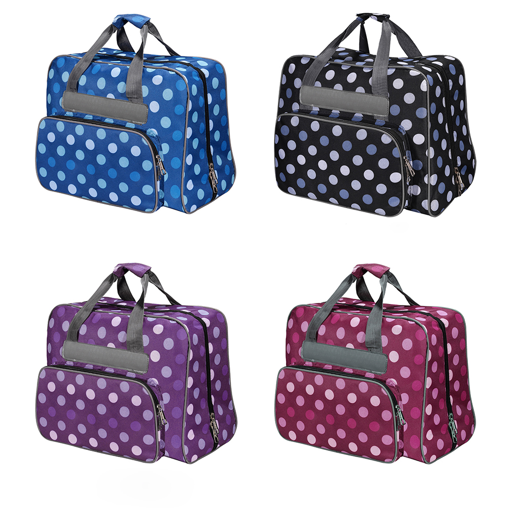 2020 Assorted Large Capacity Home Use Multi-Functional Sewing Machine Bag Oxford Cloth Storage Bags Durable Travel Portable Tote