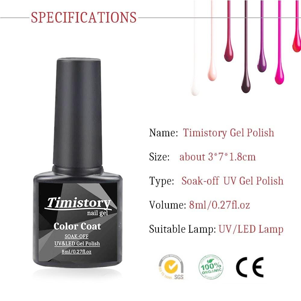 nail art set 120W UV LED LAMP Dryer & 30/20/10 Color Gel Nail Polish Set kit Nail Tools Gel Varnish manicure tools kit
