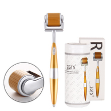 DARSONVAL 192 derma roller micro needles titanium microneedle mezoroller machine for skin care and hair-loss treatmentDARSON