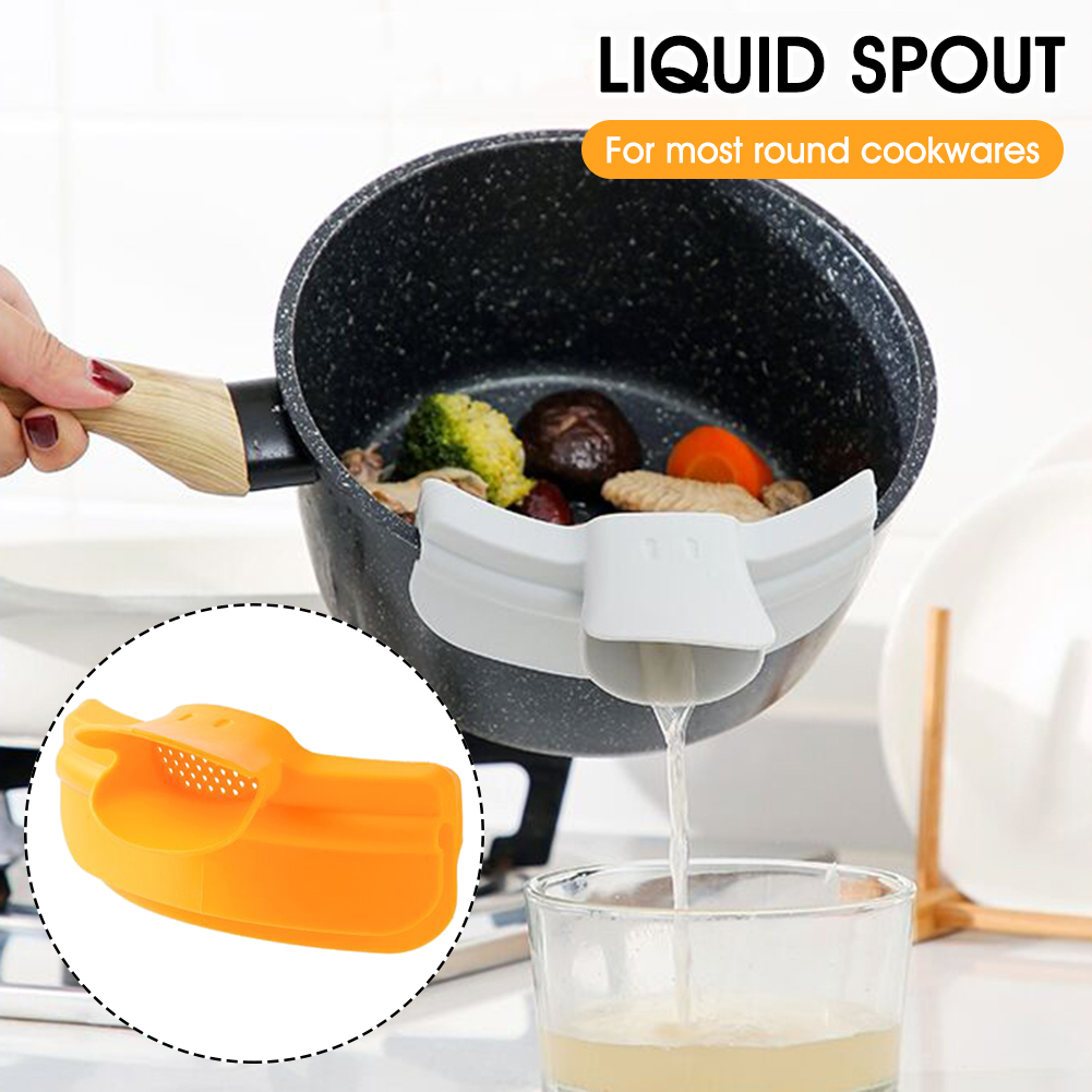 Kitchen Anti-Spill Funnel