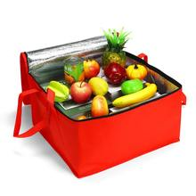 Cooler-Bag Foldable Lunch-Box Cake-Insulated-Bag Ice-Pack Food Large Waterproof Aluminum-Foil