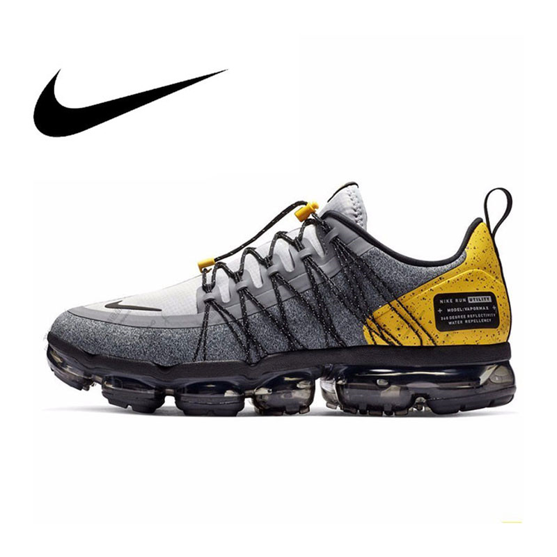 Nike AIR VAPORMAX Men Running Shoes Sneakers Jogging Walking Outdoor Sports Designer Athletic Footwear 2019 New AQ8810-010